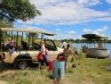 Velkommen til Botswana