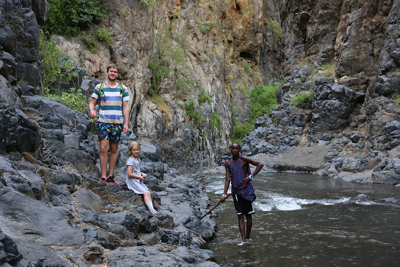Ngare Sero River