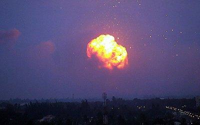eksplosjon