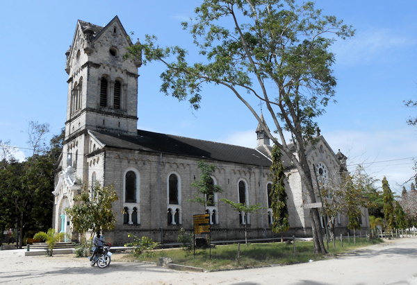 Old church Bagamoyo